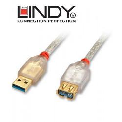 Przedłużacz USB Lindy 31877 0.5m