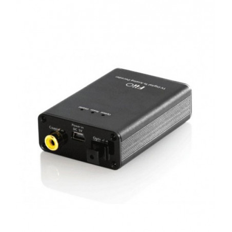 FiiO D07 Konwerter cyfrowo-analogowy DAC stereo TV