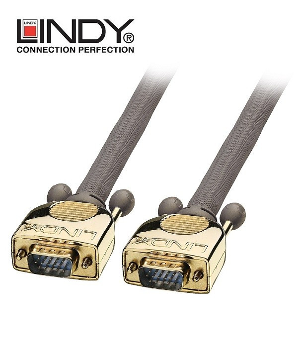 Kabel VGA-VGA D-SUB Premium Lindy 37821