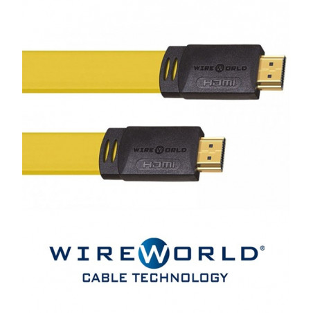 Kabel HDMI 2.0 WireWorld Chroma 5m