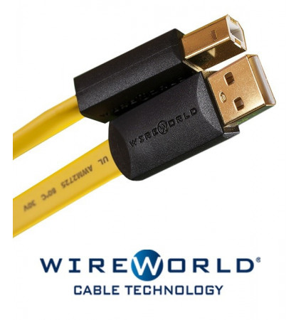 Kabel USB 2.0 A-B WireWorld