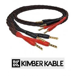 Kabel konfekcjonowany Kimber Kable 4PR 2 x 1.5m