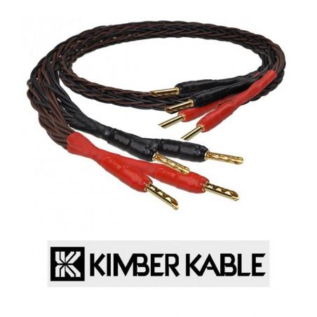 Kabel konfekcjonowany Kimber Kable 4PR 2 x 2.5m