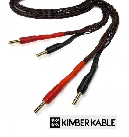 Kabel konfekcjonowany Kimber Kable 4PR 2 x 4m