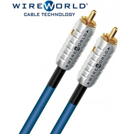 Kabel WireWorld Luna 7 - 2RCA-2RCA 3m