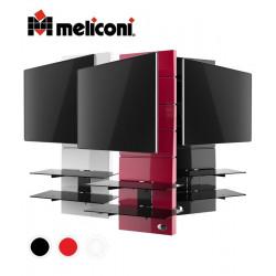 Półka pod TV Meliconi Ghost Design 3000 z rotacją