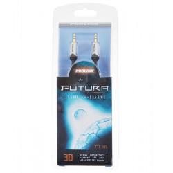 Prolink Futura FTC105 1m kabel Jack 3.5 mm