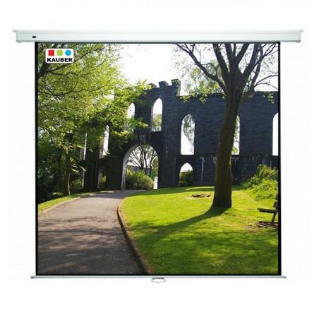Ekran projekcyjny Kauber Econo Wall 152 x 152 cm 1:1