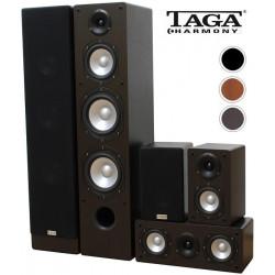 Zestaw kolumn kina domowego TAGA HARMONY TAV-406 v2 - 5.0