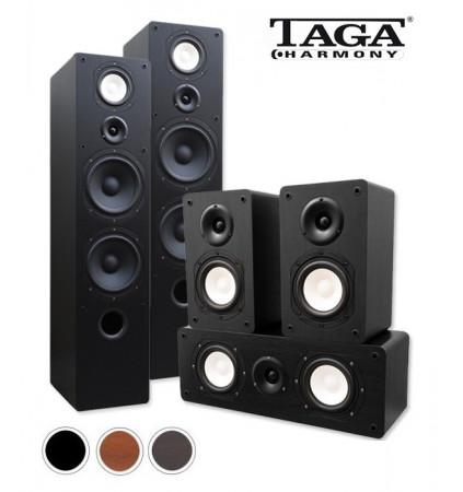 Zestaw kolumn kina domowego TAGA HARMONY TAV-806 - 5.0