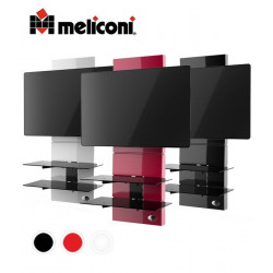 Półka pod TV Meliconi Ghost Design 3000