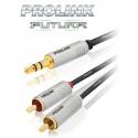 Prolink FSL 3,5STR-2RCA FSL203 1m