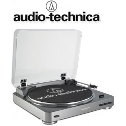 Gramofon automatyczny Audio-Technica AT-LP60-USB
