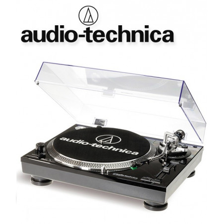 Gramofon stereofoniczny Audio-Technica AT-LP120USBHC