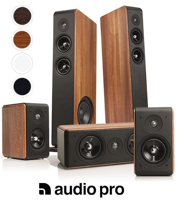 Zestaw kina domowego Audio Pro AVANTO HTS 5.0