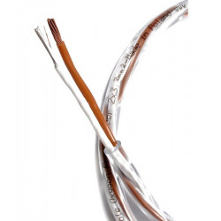 Kabel głośnikowy Melodika OFC Brown Sugar BSC2450 2x4.5mm2