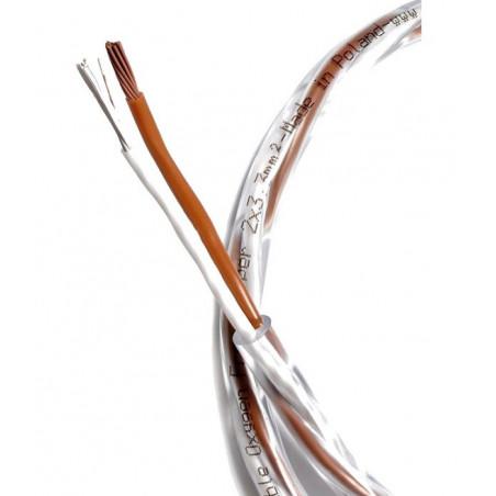 Kabel głośnikowy Melodika OFC Brown Sugar BSC2450 2x4.5 mm2