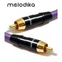 Kabel Coaxial 1 RCA - 1 RCA Melodika MDCX30