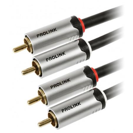 Prolink Futura FTC 101 10m kabel 2 RCA