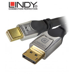 Kabel Display Port - mini Display Port Lindy HD