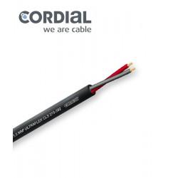 Kabel głośnikowy OFC Cordial CLS 215 2 x 1.5 mm2
