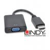 Przejście / Konwerter sygnału HDMI na VGA Lindy 38191