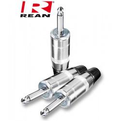 Wtyk Jack 6.3mm MONO REAN / Neutrik NYS 225