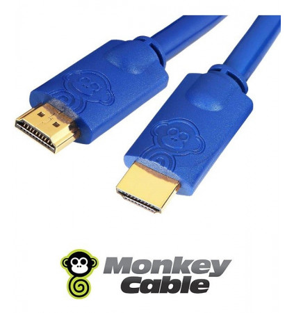 Kabel HDMI Monkey Cable Concept 1.4a / 2.0 MCT