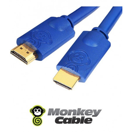 Kabel HDMI Monkey Cable Concept 1.4a / 2.0 MCT 1m