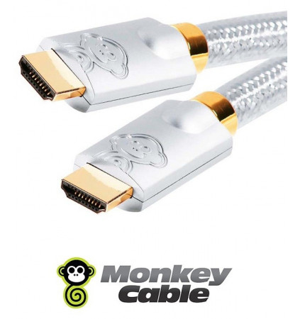 Kabel HDMI Monkey Cable Connoisseur 1.4a / 2.0 MCR