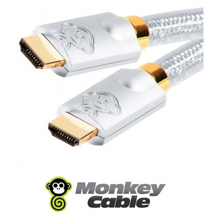 Kabel HDMI Monkey Cable Connoisseur 1.4a / 2.0 MCR 3m