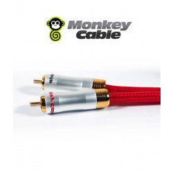 Kabel 2xRCA MonkeyCable Clarity MCYANA Concept
