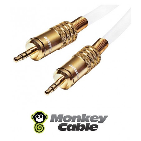 Kabel Jack 3.5 Stereo MonkeyCable Clarity MCYJ2J1 - 1.5m