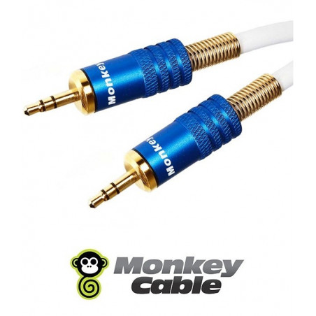 Kabel Jack 3.5 Stereo MonkeyCable Concept MCTJ2J3 - 3m