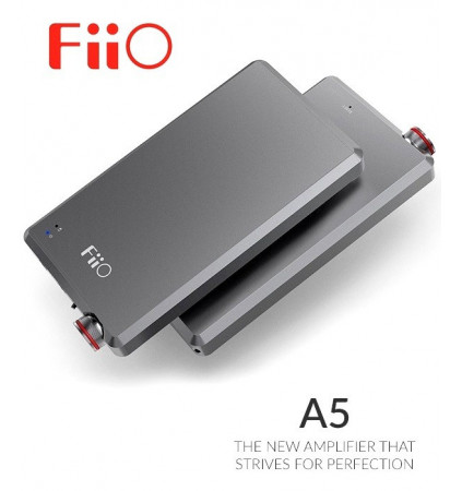 Wzmacniacz słuchawkowy FiiO A5