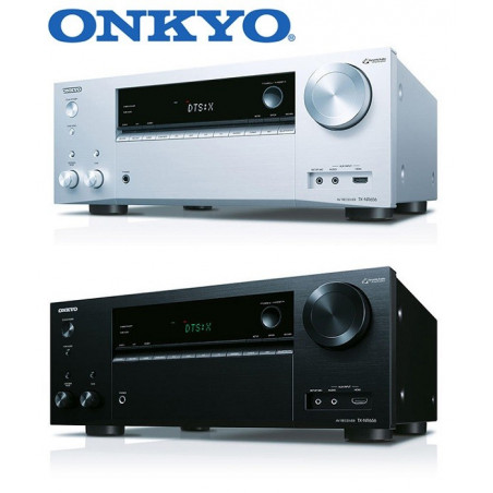 Amplituner sieciowy kina domowego Onkyo TX-NR656 + Unitra SN-30