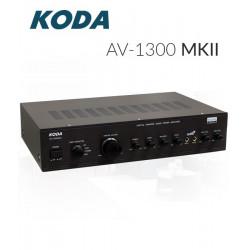 Wzmacniacz stereo Koda AV-1300 MKII