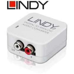 Konwerter cyfrowo-analogowy Lindy 70408
