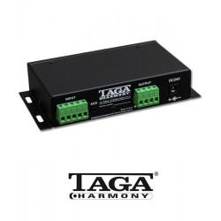Wzmacniacz instalacyjny stereo TAGA HARMONY TA-25MINI