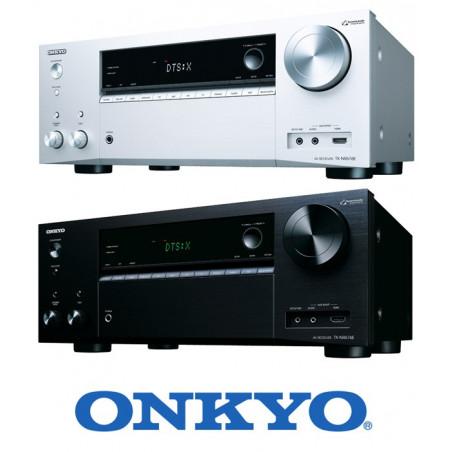 Amplituner sieciowy kina domowego Onkyo TX-NR676