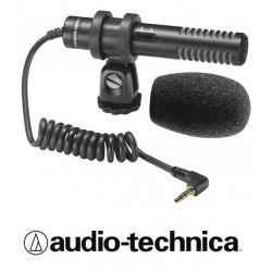 Pojemnościowy mikrofon stereo do kamery Audio-Technica PRO24-CMF