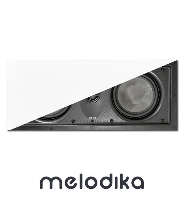 Głośnik instalacyjny do zabudowy Melodika BLI5LCR