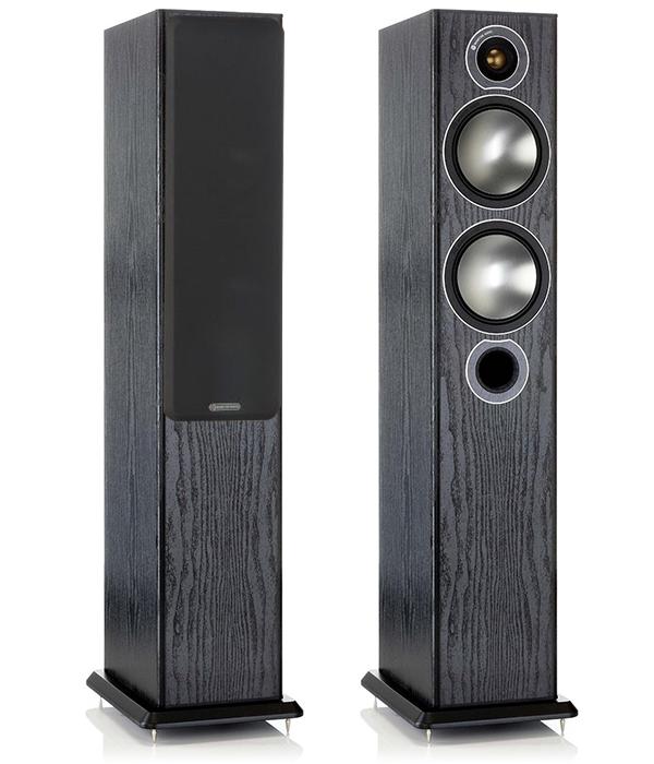 Kolumny podłogowe Monitor Audio Bronze 5