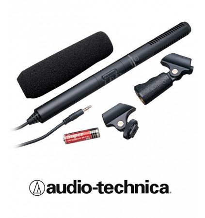 Pojemnościowy mikrofon kierunkowy Audio-Technica ATR6550
