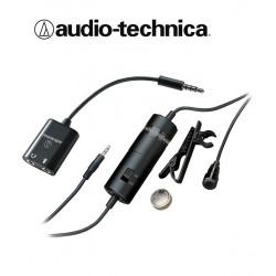 Mikrofon pojemnościowy typu Lavalier Audio-Technica ATR3350IS
