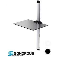 Półka ścienna szklana do sprzętu audio-wideo Sonorous PL2610