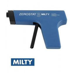 Pistolet antystatyczny do płyt winylowych Milty ZEROSTAT MI0060M