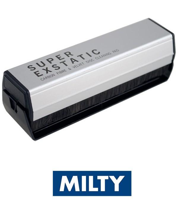 Szczoteczka do czyszczenia płyt gramofonowych Milty Super Exstatic MI075