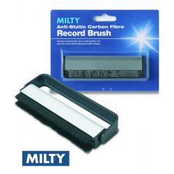 Szczoteczka do czyszczenia płyt gramofonowych Milty Record Brush MI0135