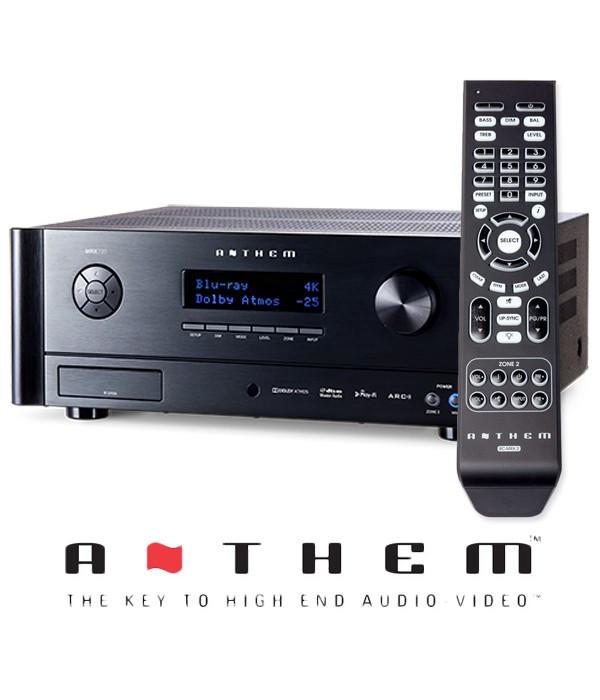Amplituner wielokanałowy ANTHEM MRX-720